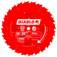 10IN. X 24T RIPPING BLADE DIABLO