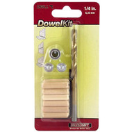 DOWELKIT 1/4IN.