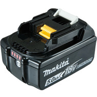 MAKITA 18V 5.0AH LI ION LXT BATTERY