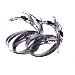 STEEL STRAPS 4 PC SET FOR B2151B2151A