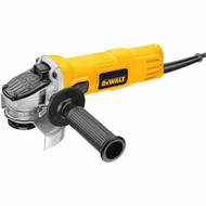 DEWALT 4 1/2IN. SMALL ANGLE GRINDER