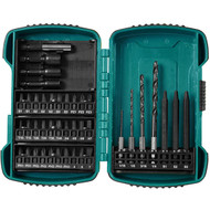 MAKITA 41PC DRIVER AND DRILL SET
