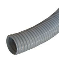 PVC HOSE 3IN. GREY 10 FEET