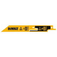 DEWALT BREAKAWAY RECIP SAW BLADES 6IN.