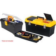 STANLEY 19IN. AND 12 1/2IN. TOOL BOX COMBO