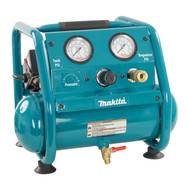 MAKITA COMPRESSOR 1GL 1/6HP 125PSI 1.8A