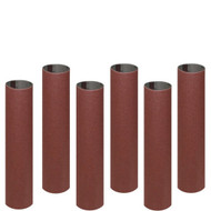 SANDING SLEEVES 100G 4 1/2IN. 6PC