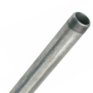 PREMIUM GALVANIZED STEEL PIPE 0.75 X 4FT