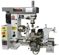 LATHE/MILL COMBINATION 110V 3/4HP 60HZ CX615