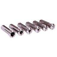 COLLET R8 6 PCS SET 1/8IN. 3/4IN.