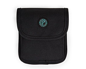 The filter pouch has a variety uses beside carrying filters to include smart phone, identification, or keys.
