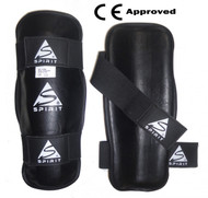 Spirit PU Shin Guards