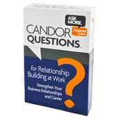 Candor Questions® for Relationship Building at Work