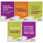 Inspirational Magnets - Candid Culture 5-Piece Set