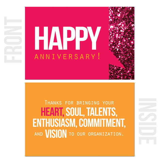 Work Anniversary Quotes: Happy Anniversary Workplace Gallery