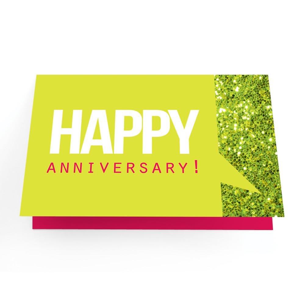 Happy Work Anniversary Cards