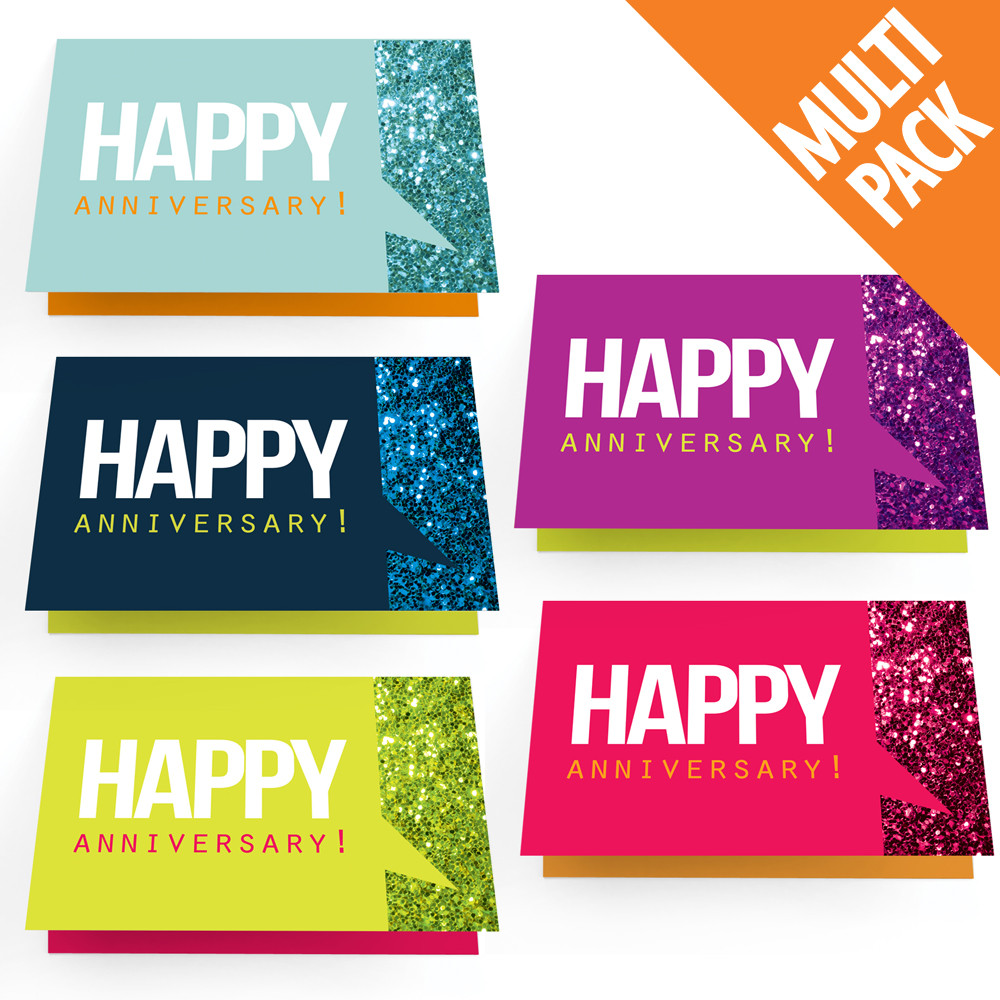 employee recognition cards three 10 packs - Employee Anniversary Cards