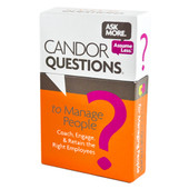 Candor Questions® to Manage People