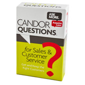 Candor Questions® for Sales & Customer Service