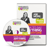 Training Video - How to Say Anything to Anyone Training DVD