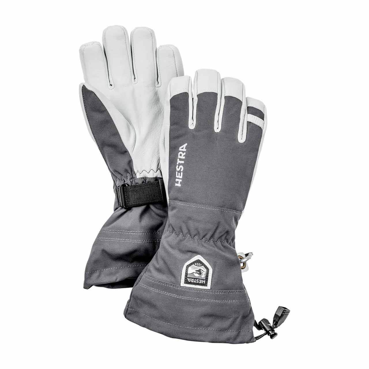 Hestra Heli Glove - Grey