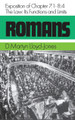 Romans 7:1-8:4: The Law: Its Functions and Limits (Lloyd-Jones)