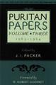 Puritan Papers, Vol. 3: 1963-1964 (Packer, ed.)