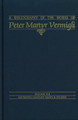 A Bibliography of the Works of Peter Martyr Vermigli (Donnelly & Kingdon)