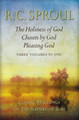 Classic Teachings on the Nature of God: The Holiness of God; Chosen by God; Pleasing God—Three Volumes in One (Sproul)