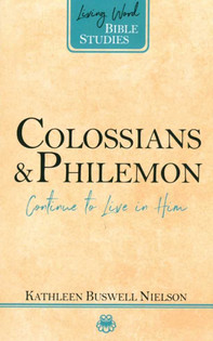 Colossians and philemon continue to live in him nielson image 1 fandeluxe Images