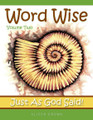 Word Wise, Vol 2 - Just as God Said! (Brown)