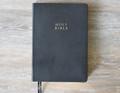 The Reformation Heritage KJV Study Bible - Large Print Leather-Like (Black)