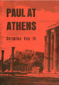 Paul at Athens (Westminster Discount) (Van Til)