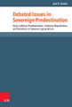 Debated Issues in Sovereign Predestination (Beeke)