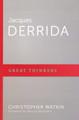 Jacques Derrida: Great Thinkers Series (Watkin)