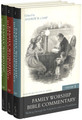 Family Worship Bible Commentary: 3 Volume Set (Camp)