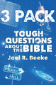 Tough Questions About the Bible (3 PACK) (Beeke)