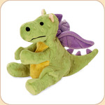One Plush Lime Dragon