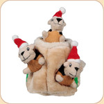 Santa JUNIOR Squirrel Puzzle Stump