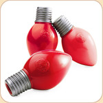 Holiday Light Bulb Toy--2 Sizes