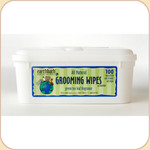 earthbath Green Tea Grooming Wipes 100 ct.