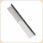 Metal Comb--Fine/Medium