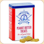 Canines for Veterans--Tinned Treats