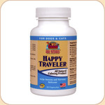 Ark Naturals Happy Traveler Capsules