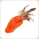 Catnip Carrot--Refillable