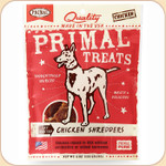 Primal Dry Roasted Chicken Shredders Treats