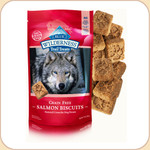 Blue Buffalo Wilderness Salmon Biscuits Grain Free
