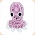 Crocheted Octopus