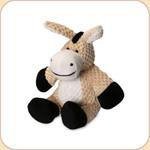 One Checked Mini Donkey