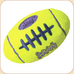 Air Kong Squeaker Footballs--3 sizes